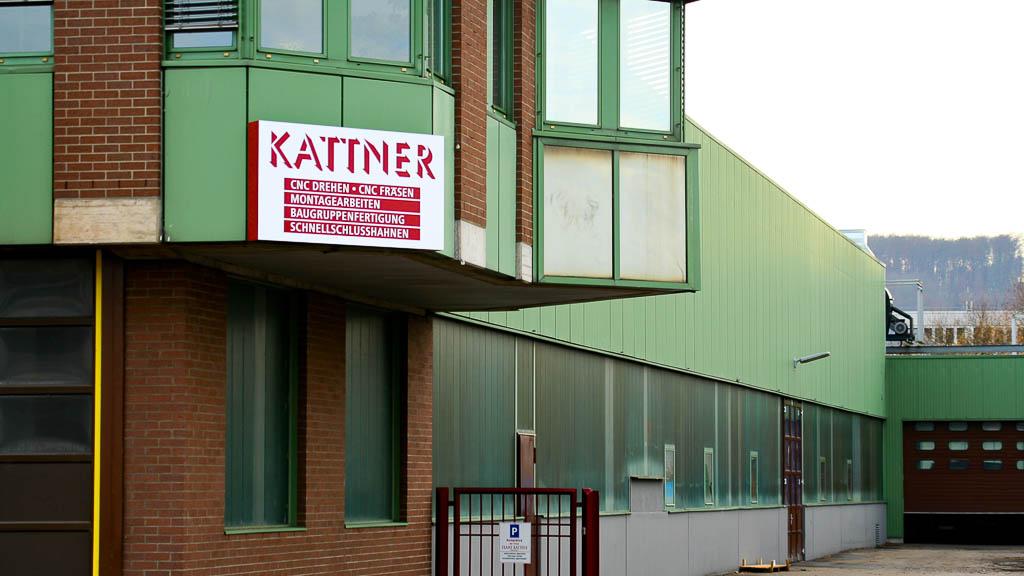 Firmengebäude Franz Kattner GmbH Esslingen