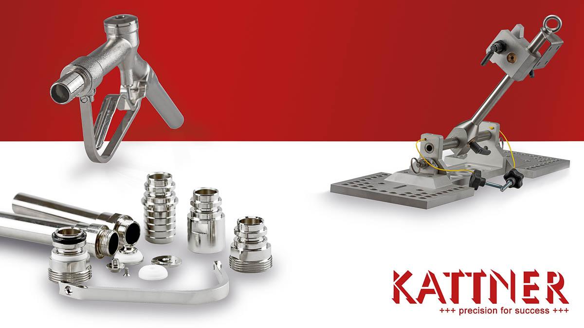 CNC Bearbeitung Franz Kattner GmbH Esslingen